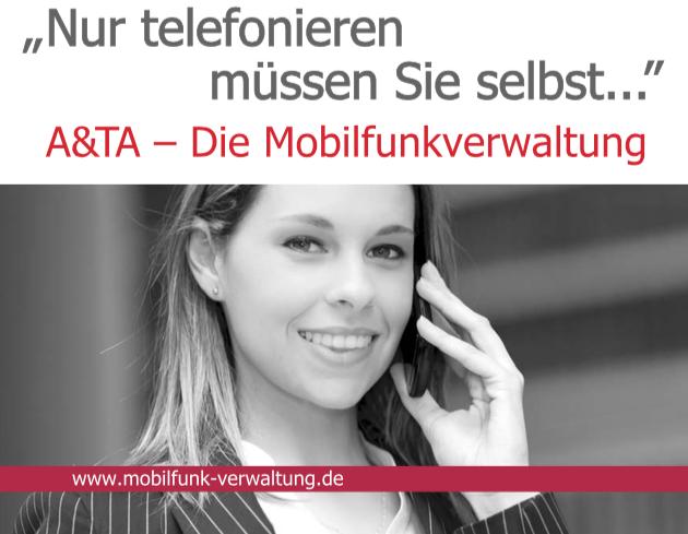 Mobilfunkmanagement Leistungen