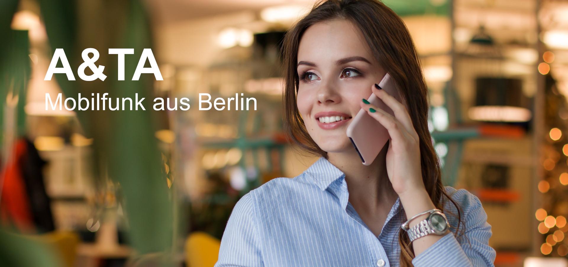 A&TA Mobilfunkmanagement aus Berlin